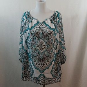 Ladies MH Collection large blouse